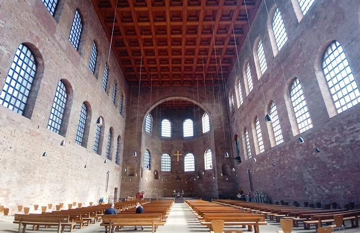 Konstantino basilika