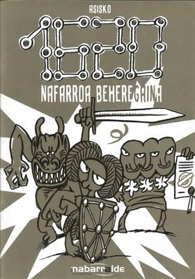 """Asiskok """"1620, Nafarroa Beheregaina"""" komikia kaleratu du Nabarralderen eskutik"""