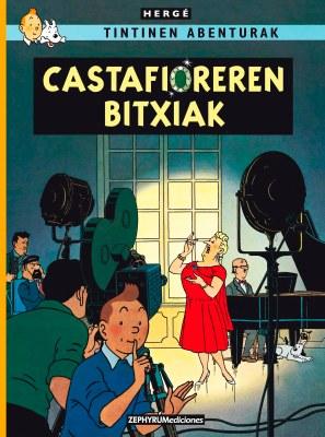 BREAKING NEWS! GELDITU ERROTATIBAK! Tintin berriz ere euskaraz, 26 urteren ondoren!