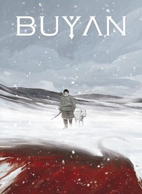 """""""Buyan, heriotzaren uhartea"""", XIII. mendeko herrialde eslaviarretako mitologia eta historia abenturazko istorio batean"""