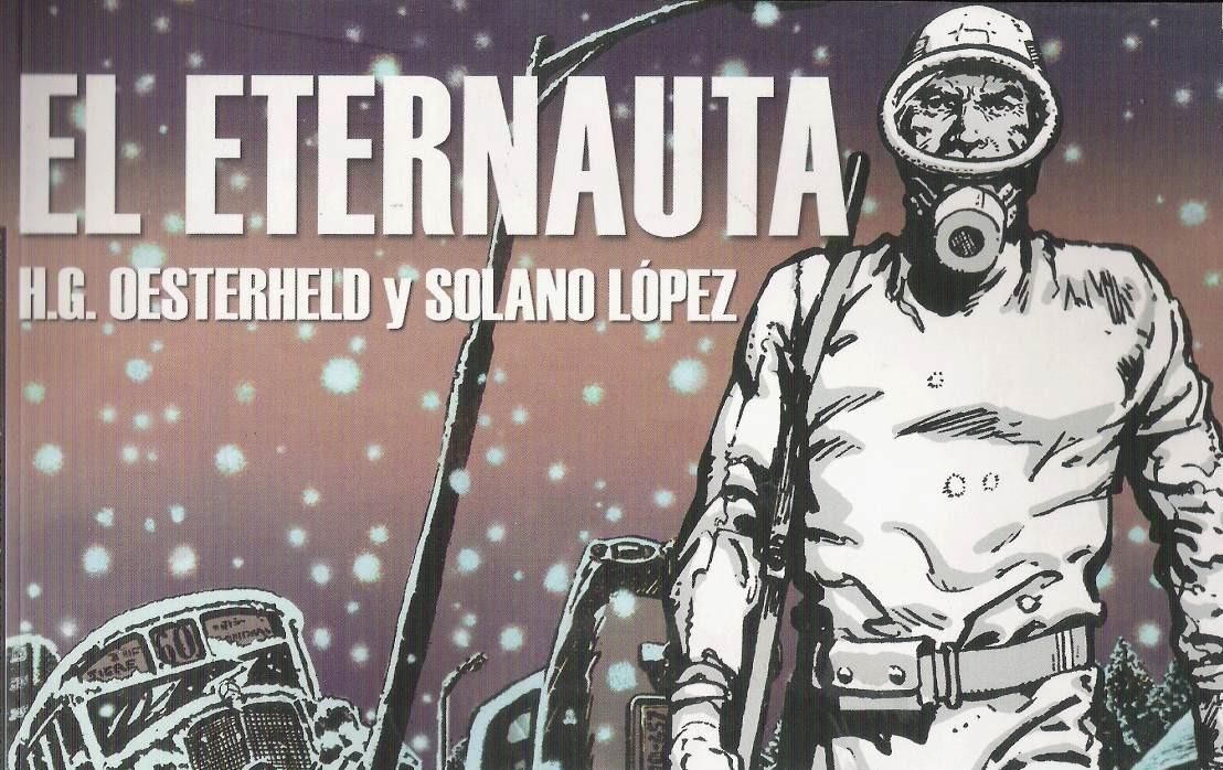 """""""El eternauta"""" komikiaren inguruko solasaldia Egiako kultur etxean"""