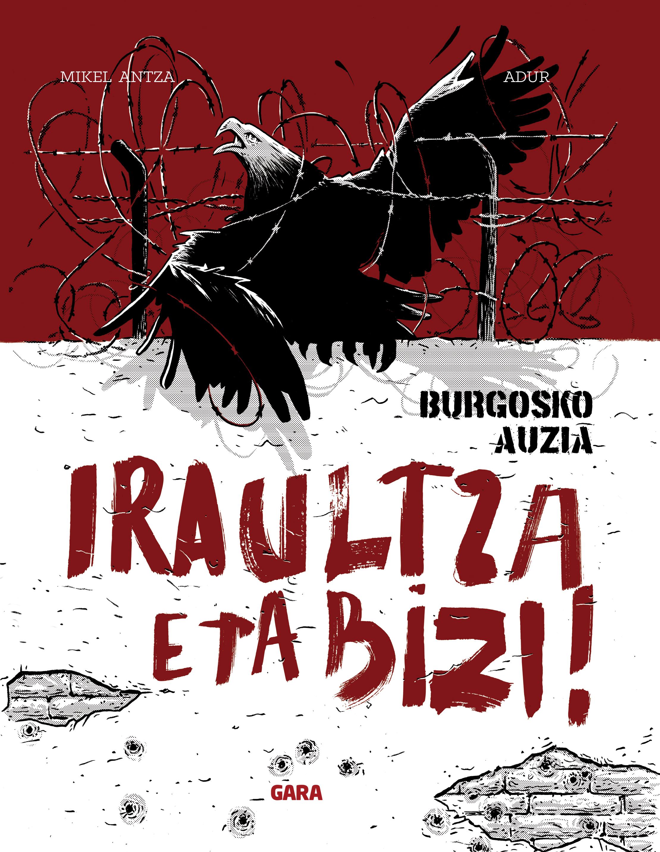 """""""Iraultza eta bizi!"""", Burgosko prozesua komikian"""