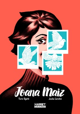 Joana Maiz, erresistentziari oda zoragarria