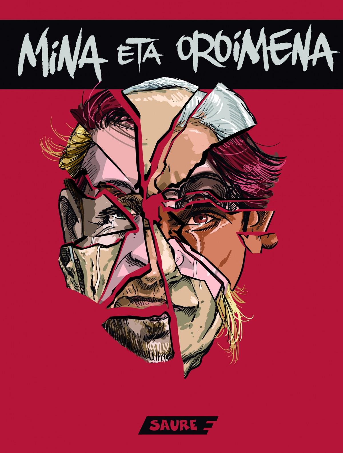 Mina eta oroimena, euskal gatazkari buruzko istorioak komikitan