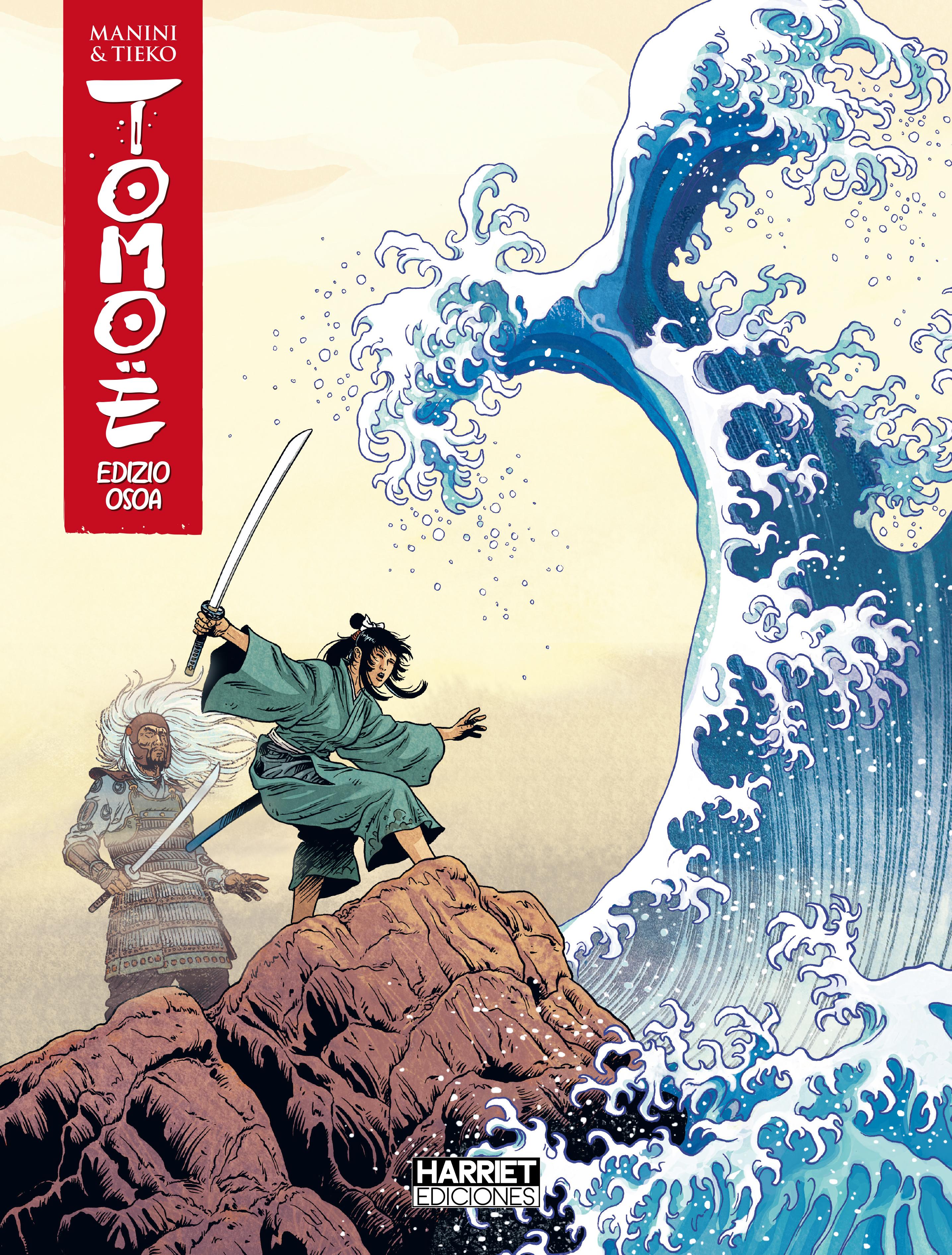 Tomoë, Japoniako samurai, pirata eta jauntxoen istorioak