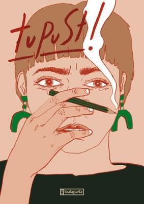 Tupust!, komiki antologia feminista bat