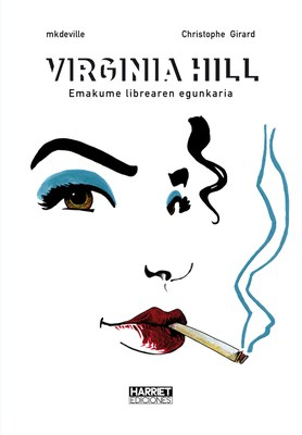 Virginia Hill – Emakume librearen egunkaria