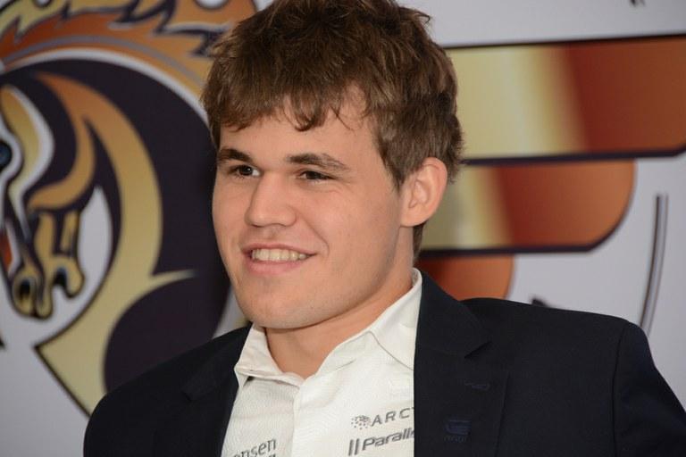 Magnus Carlsen Munduko Txapelduna