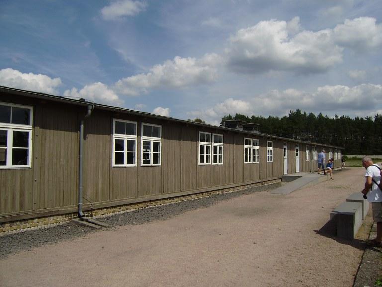 Sachsenhausengo barrakoiak