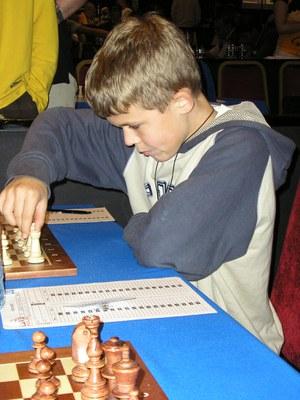Magnus Carlsen Calviàko Olinpiadan