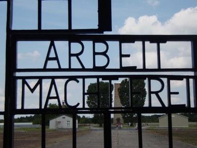 Sachsenhausen, hiriburuaren ondoko kontzentrazio esparrua