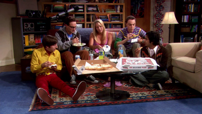 The Big Bang Theory euskaraz!