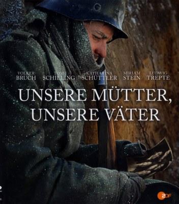"""""""Unsere Mütter, unsere Väter"""" eta """"1864"""", gerraren inguruko bi telebista-serie"""
