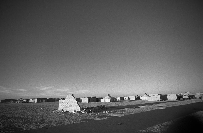 Saharaui kanpalekuak