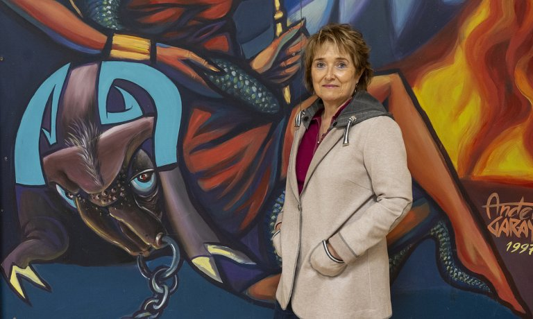 Ana Zubiaga: «Zientzialari izatea artista izatea da»