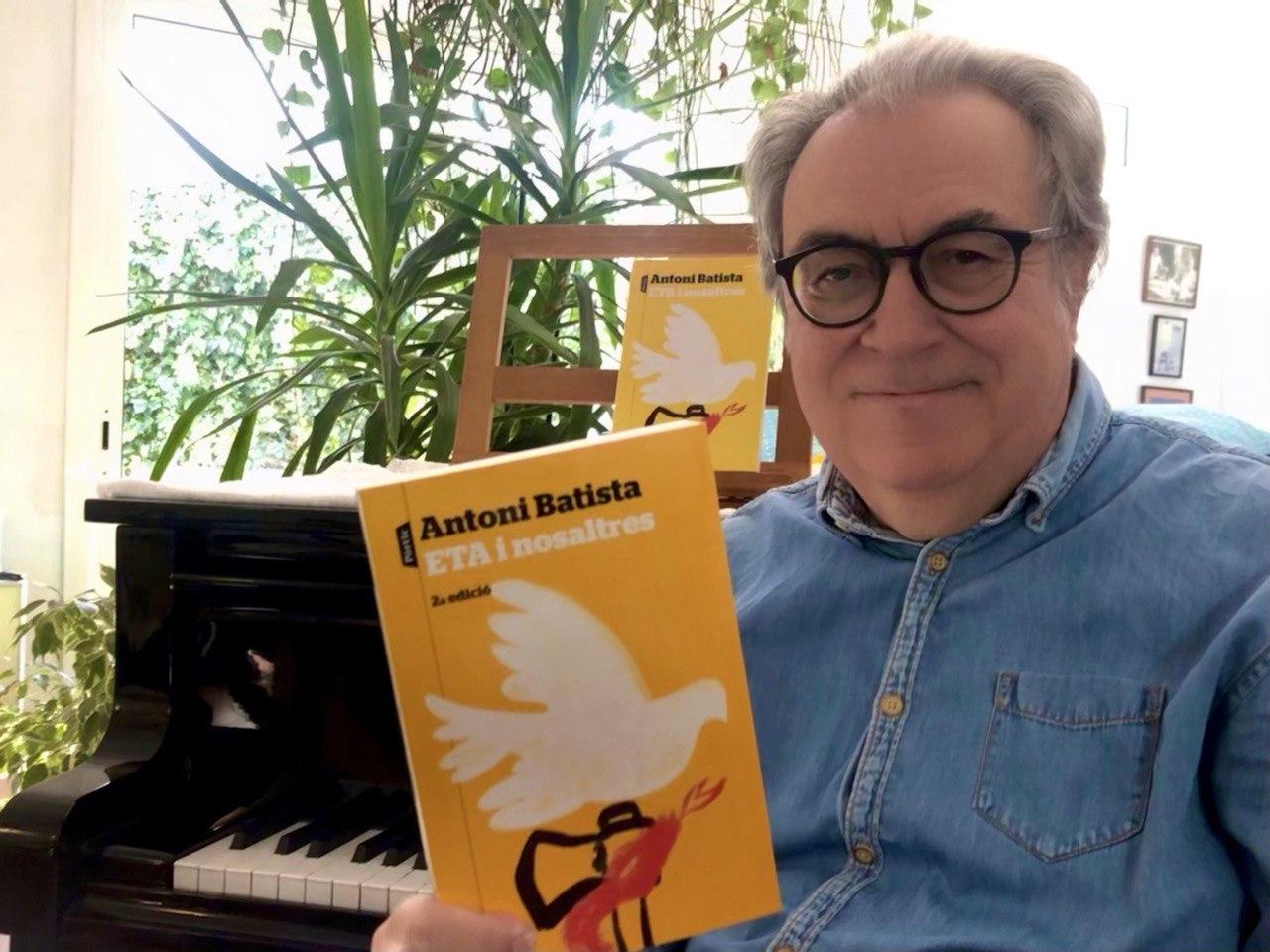 Antoni Batista i nosaltres: 50 urte Euskal Herriaz idazten