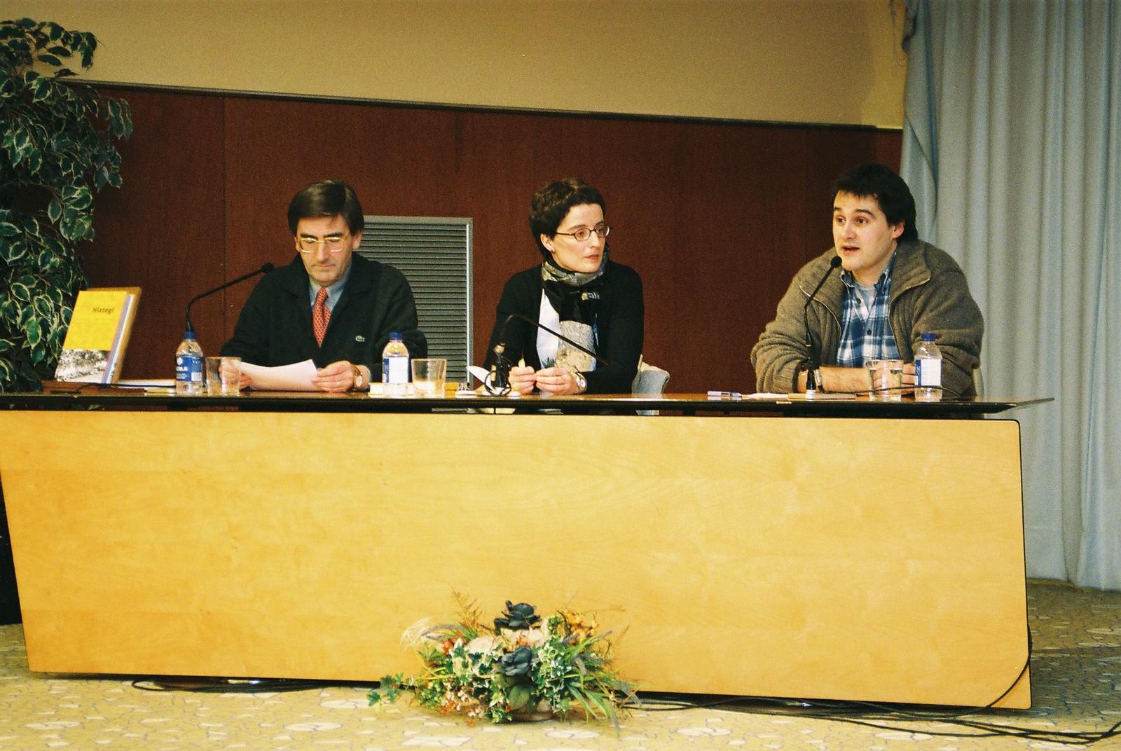 Eibarko Hiztegi Etnografikoa (2003) - Aurkezpena