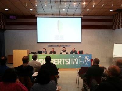 I. Euskadiko Kongresu Ornitologikoa: kronika txiki bat