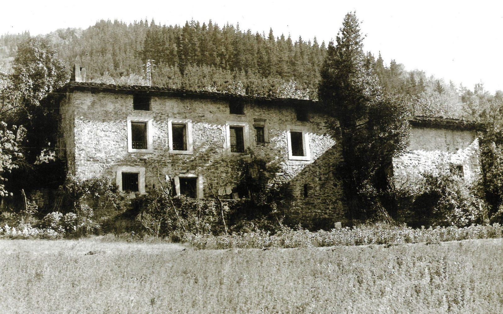 Kaskarrain baserria, Eibar