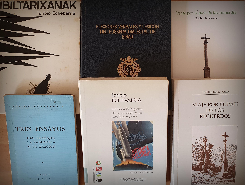 Toribio Etxebarria, bibliografia (02)