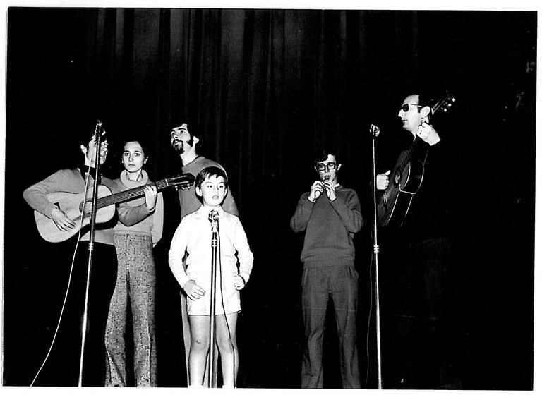 Arrieta familia, Odeon antzokia 1971